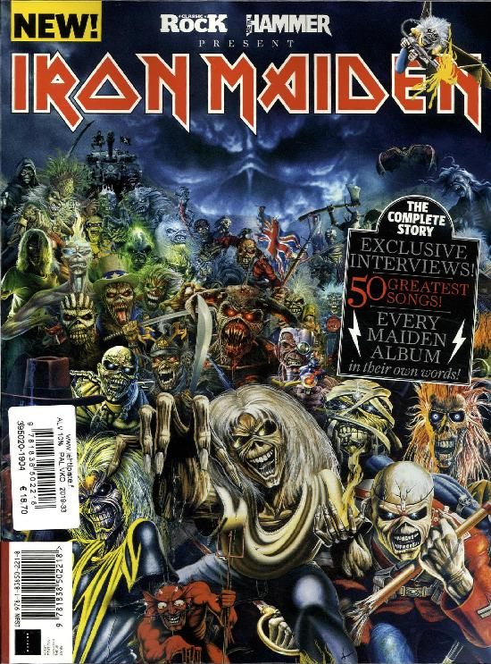 Classic Rock Special Iron Maiden 2019