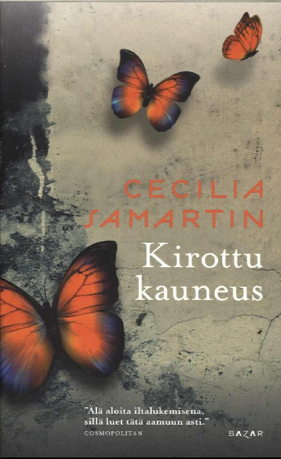 Samartin, Cecilia: Kirottu Kauneus