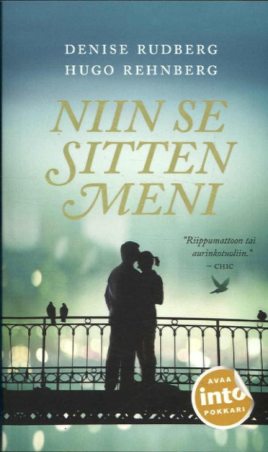 Rudberg Denise & Rehnberg Hugo: Niin se sitten meni