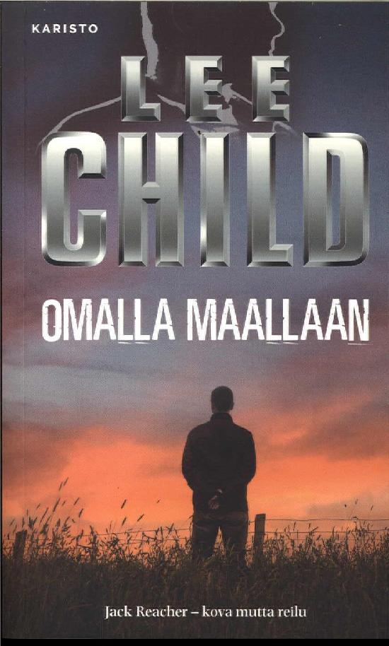 Child, Lee: Omalla maallaan