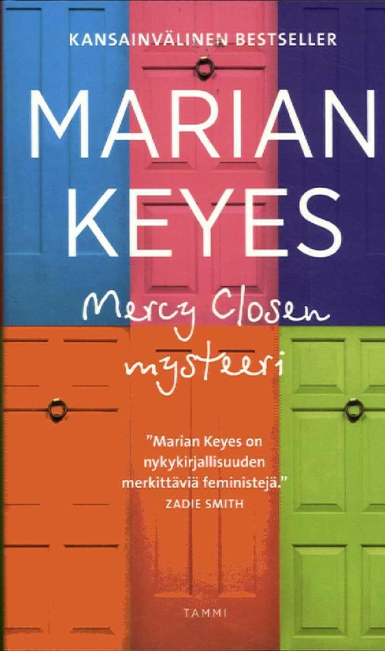 Keyes, Marian: Mercy Closen mysteeri