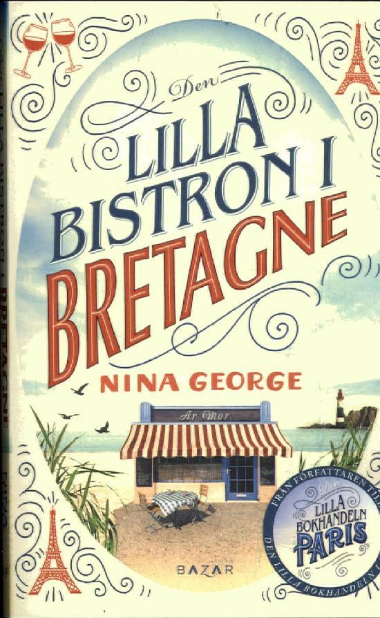 George, Nina: Den lilla bistron i Bretagne