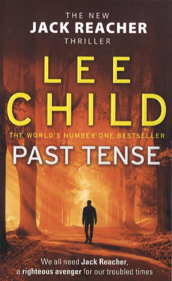 Child, Lee: Past Tense