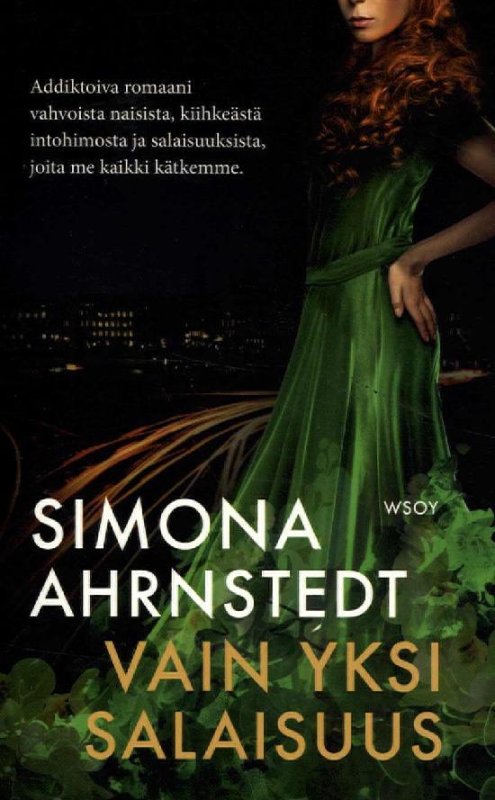 Ahrnstedt, Simona: Vain yksi salaisuus