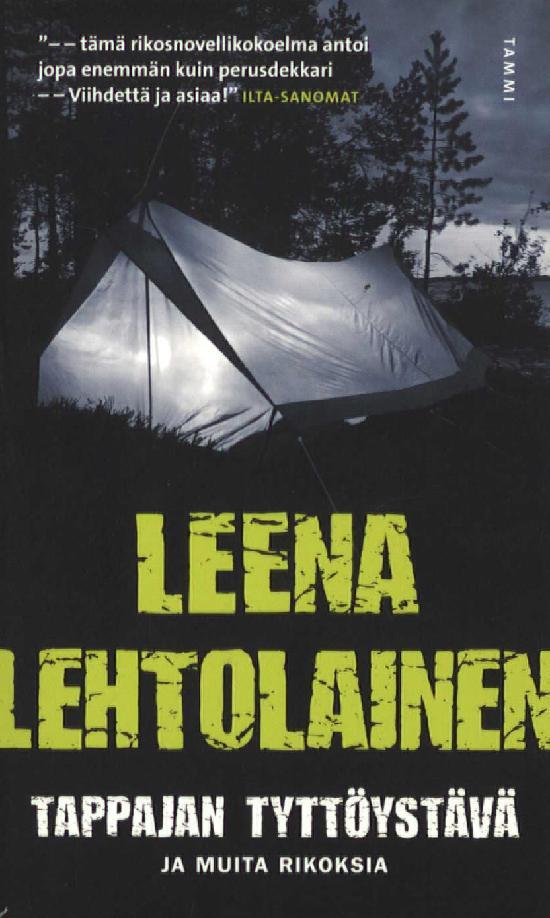 Lehtolainen, Leena: Tappajan tyttöystävä