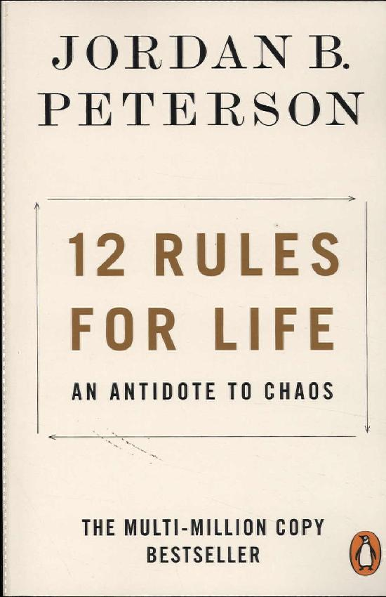 Peterson, Jordan B.:12 Rules for Life