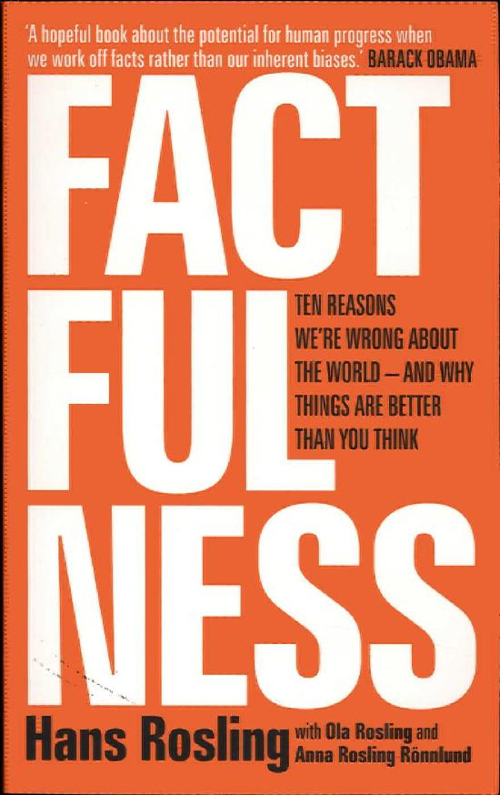 Rosling, Hans: Factfulness