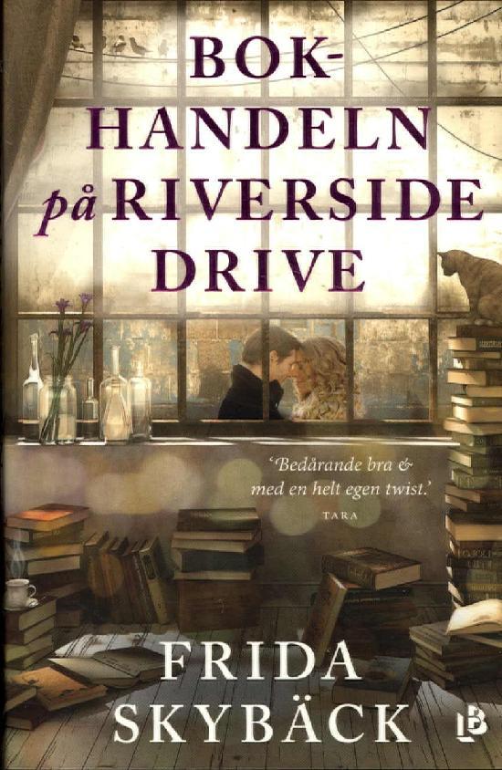 Skybäck, Frida: Bokhandeln på Riverside Drive