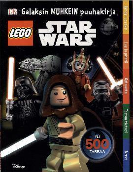 Lego Star Wars Puuhakirja Galaksin muhkein puuhakirja 1/2019