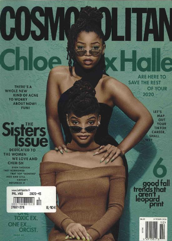Cosmopolitan (Eng/USA)