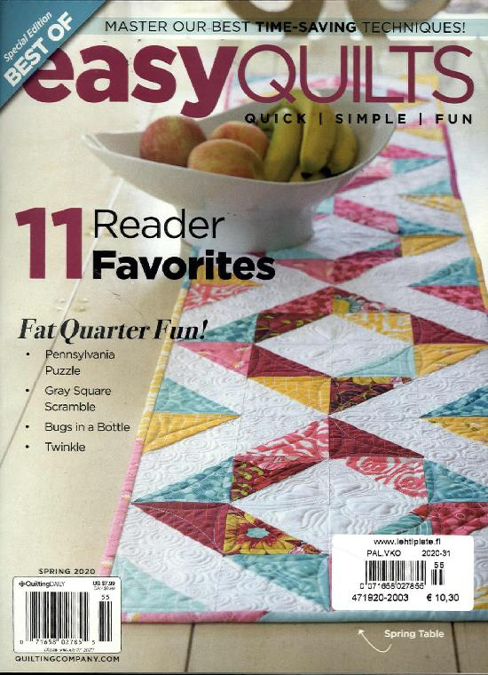 Fons & Porter Love of Quilting