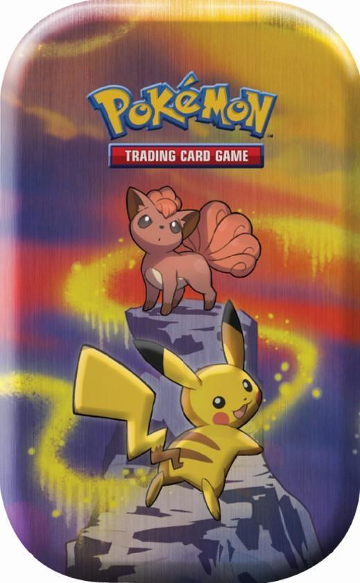Pokemon Kanto Power Mini Tin -rasia 1/2019