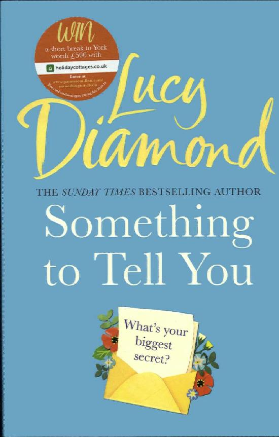 Diamond, Lucy: Something to Tell You