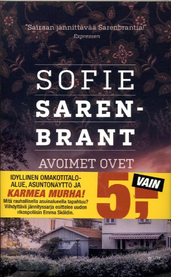 Sarenbrant, Sofie: Avoimet ovet