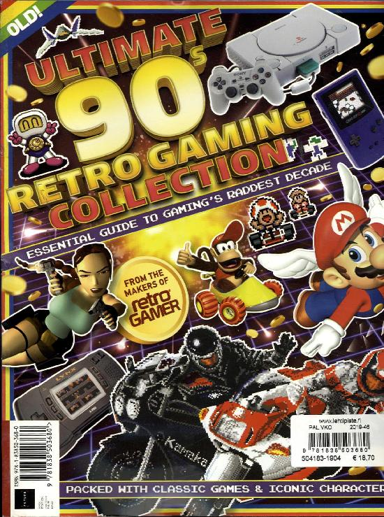 The Ultimate Collection The Ultimate 90s Retro Gaming Collection