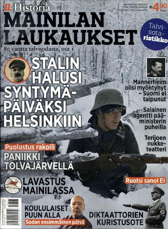 Iltalehti Teema Historia Mainilan laukaukset
