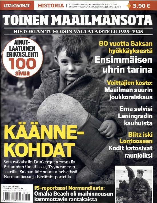 Ilta-Sanomat Teema Historia Toinen Maailmansota