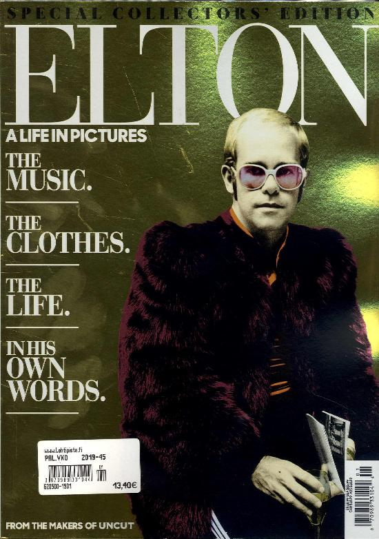 Elton John Life in Pictures