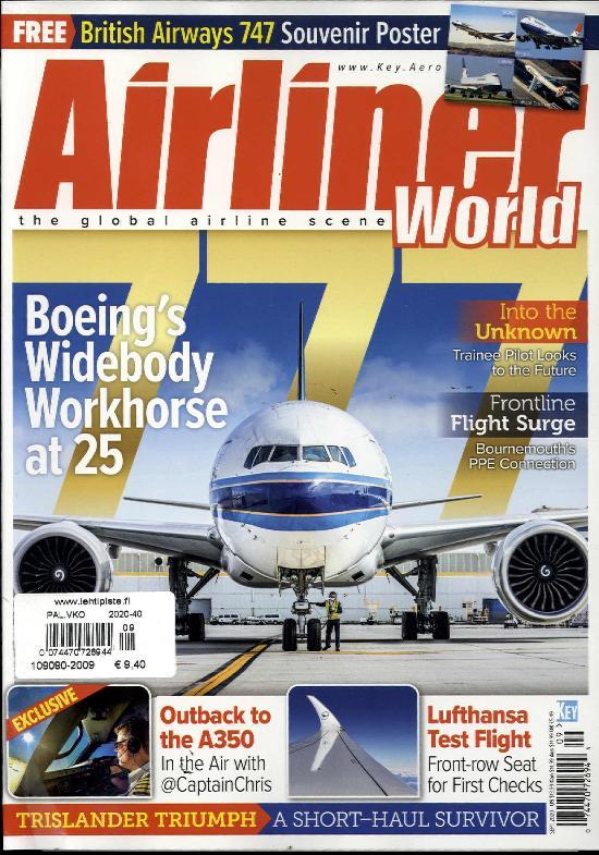 Airliner World