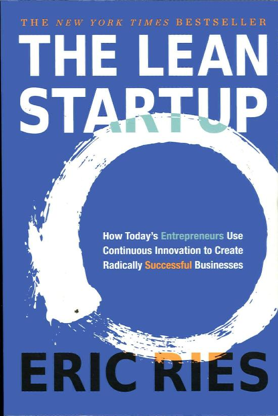 Ries, Eric: The Lean Startup