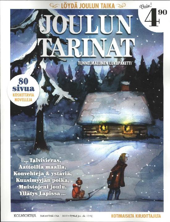 Taikahetkiä Joulun tarinat 1/2019