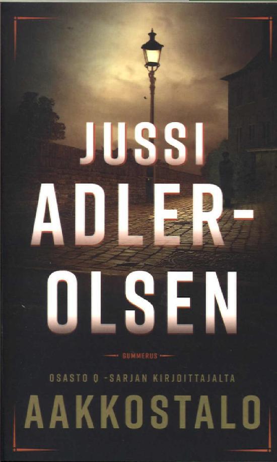 Adler-Olsen, Jussi: Aakkostalo