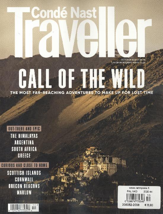 Conde Nast Traveller (Eng/UK)