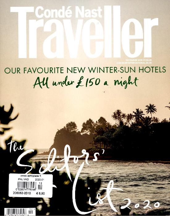 Conde Nast Traveller (Eng/UK)