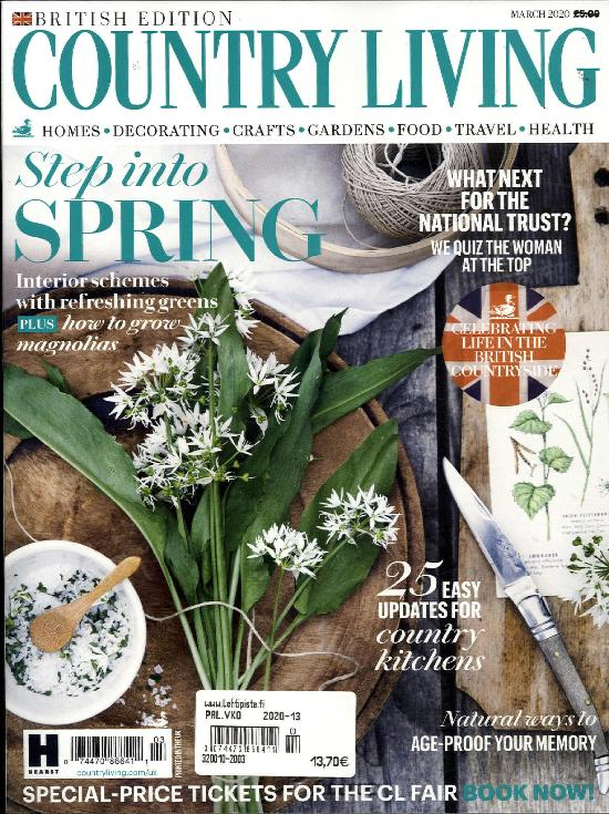 Country Living and Elle Decoration Bumper Pack