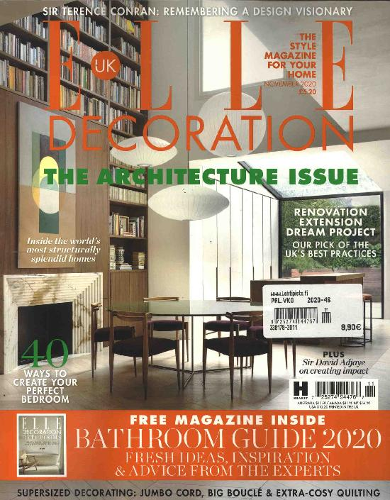 Elle Decoration (Eng/UK)