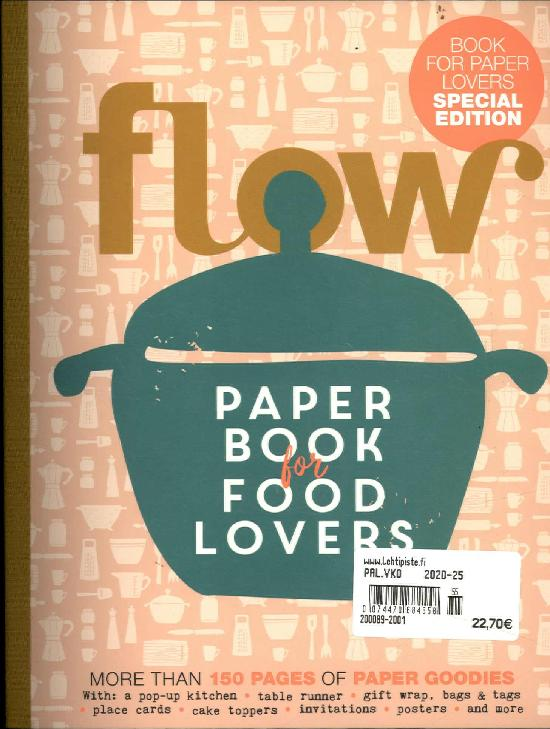 Flow Book for Paperlovers