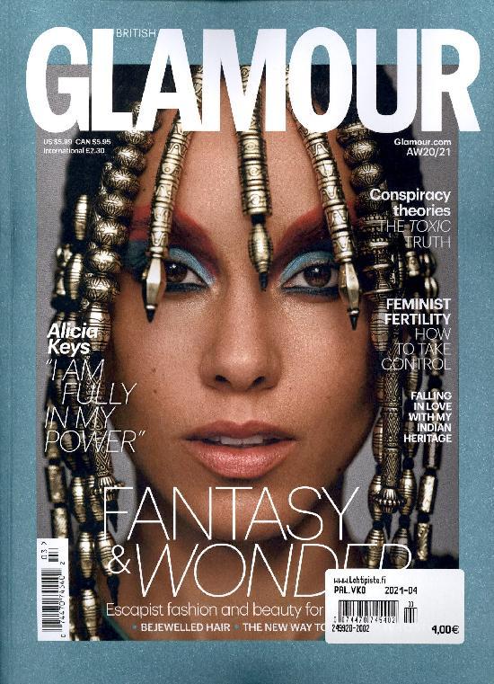 Glamour (Eng/UK)