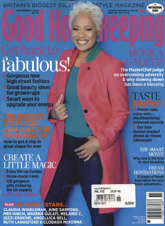 Good Housekeeping (Eng/UK)