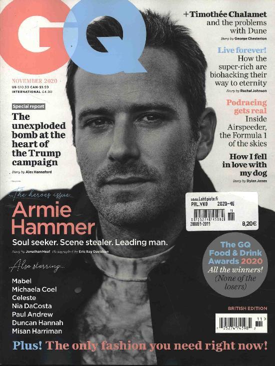 GQ (Eng/UK)
