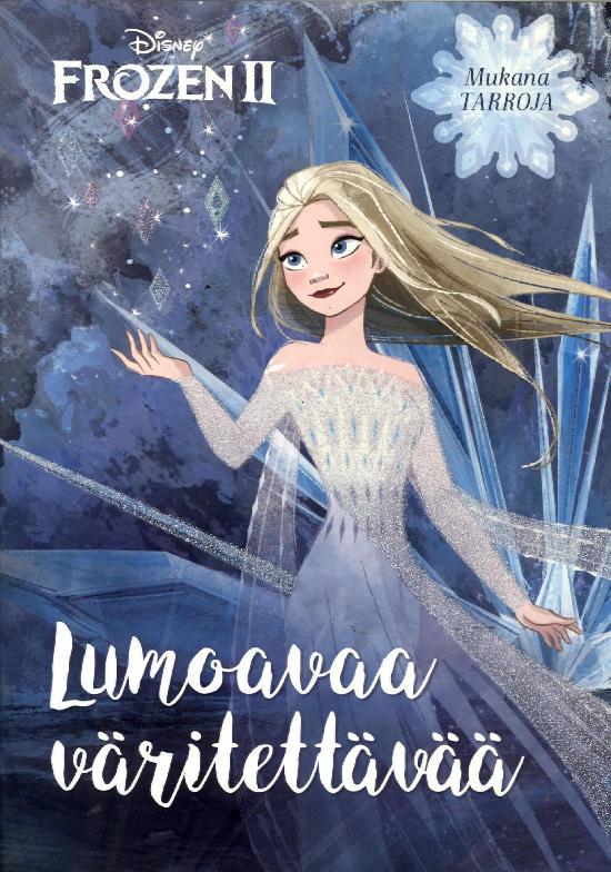 Frozen II Lumoavaa väritettävää 2/2020