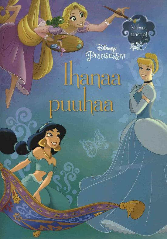 Disneyn Prinsessat Ihanaa puuhaa 4/2020
