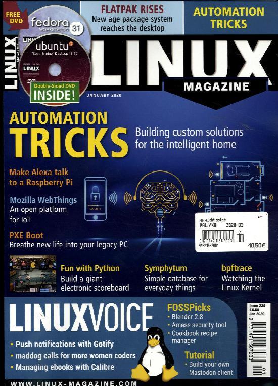 Linux Magazine (Eng/UK)