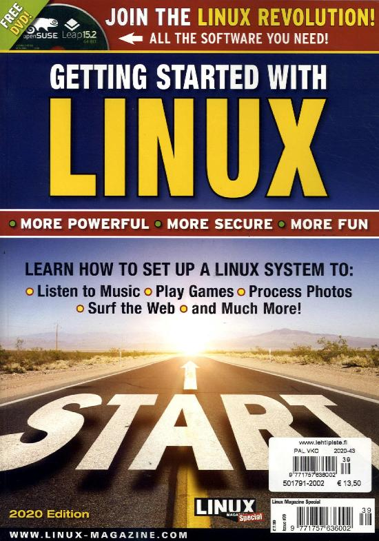 Linux Magazine Special