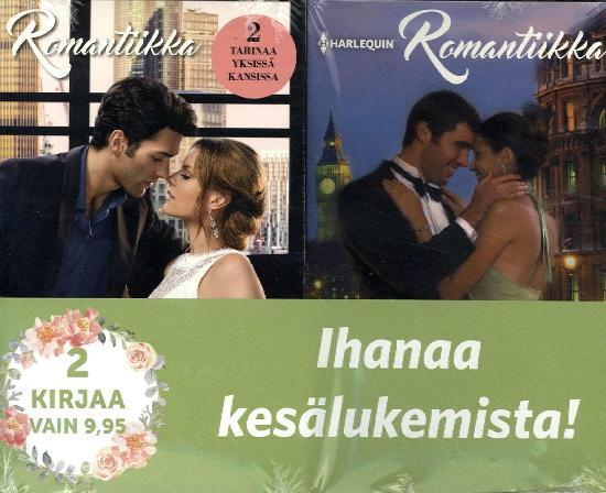 Harlequin Romantiikka Tuplapakkaus 23 2020
