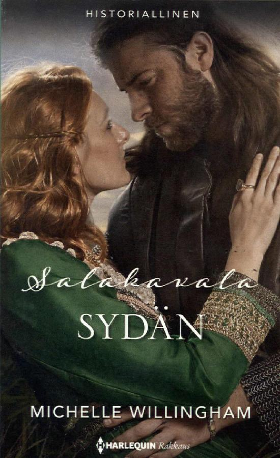 Harlequin Historiallinen Romaani Willingham, Michelle: Salakavala sydän
