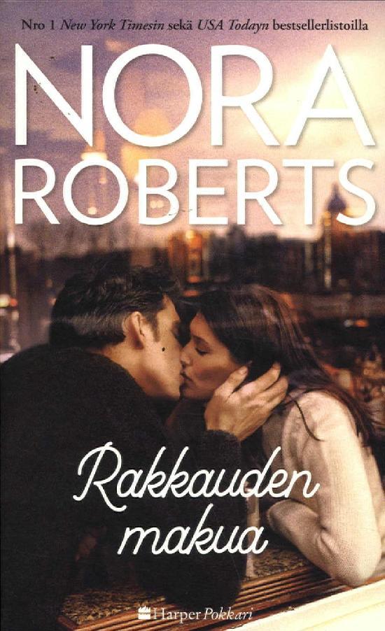 Harlequin Silk - Nora Roberts (suom.) Rakkauden makua