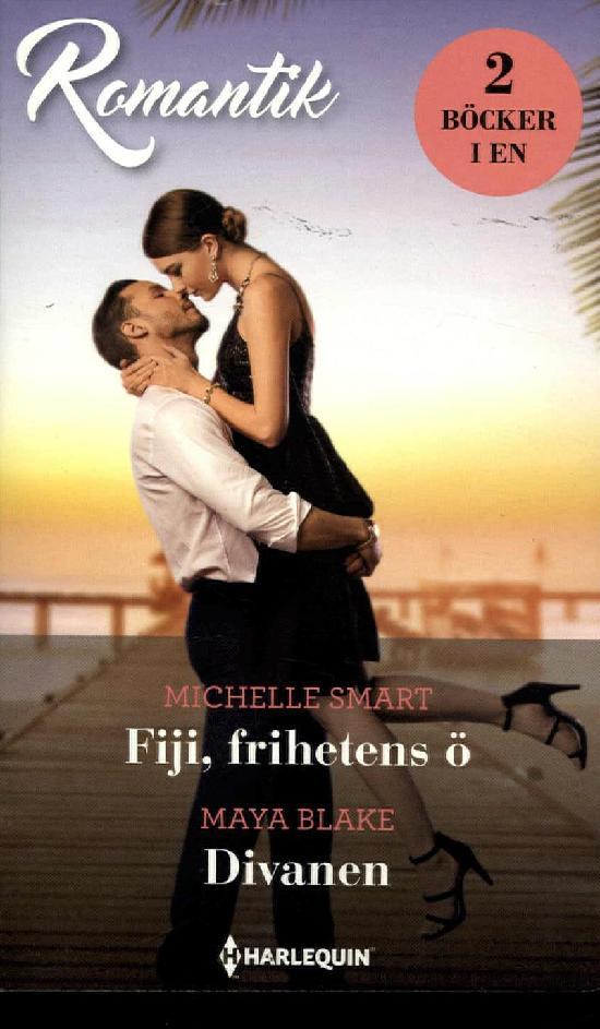 Harlequin Romantik Smart,M: Fiji, frihetens ö/ Blake,M: Divanen