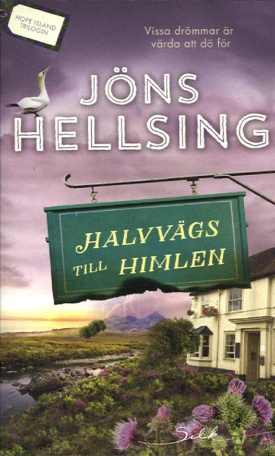 Harlequin Silk (Swe) Hellsing, Jöns: Halvvägs till himlen
