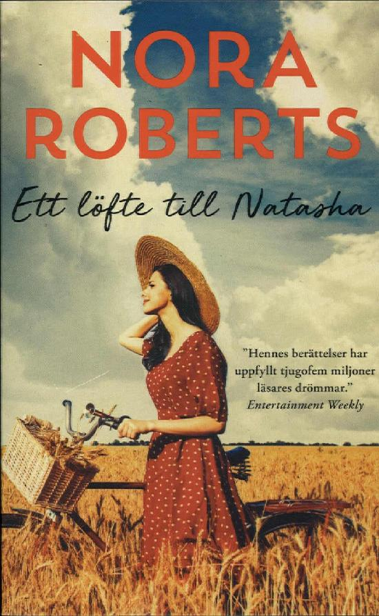 Harlequin Silk -Nora Roberts (Swe) Ett löfte till Natasha