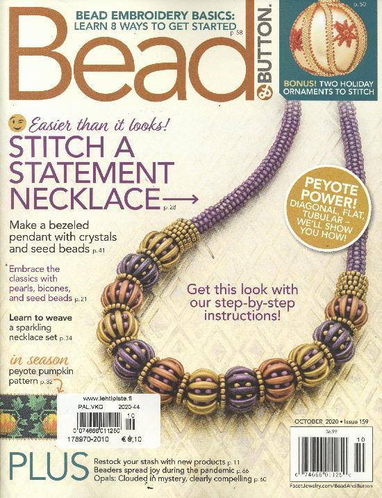 Bead & Button/Bead Style