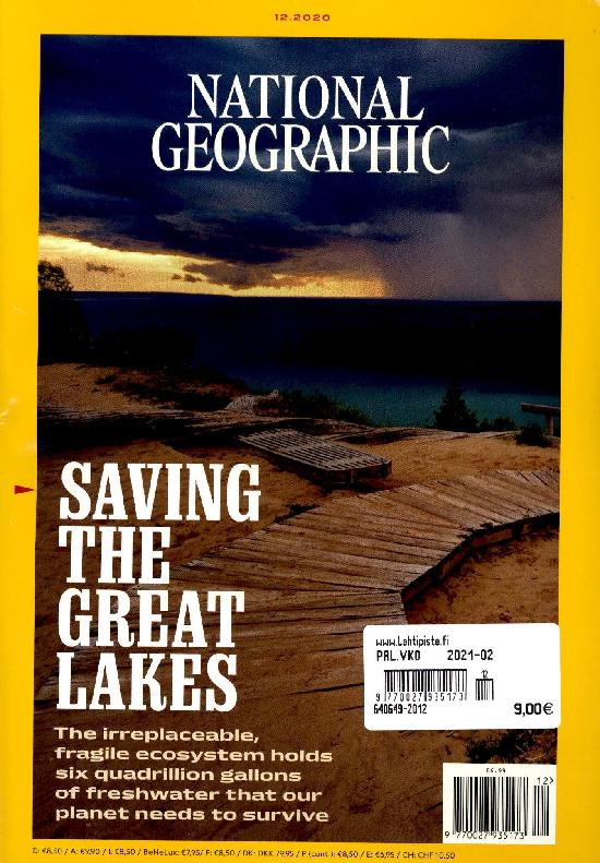 National Geographic (Eng/USA)