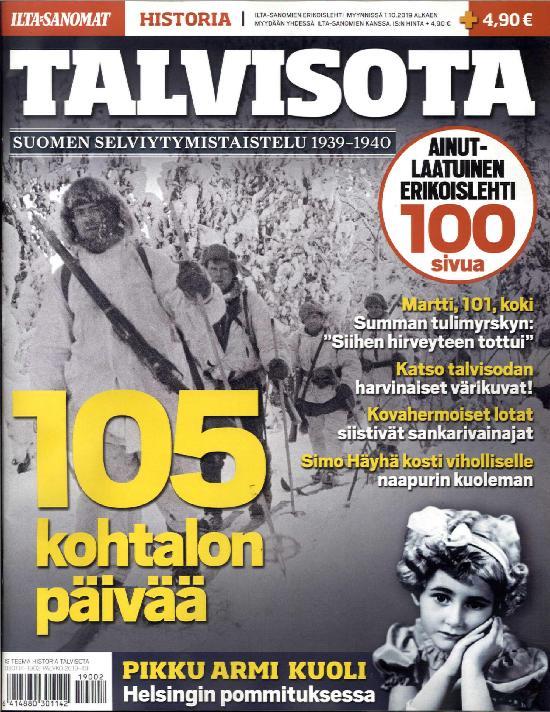 Ilta-Sanomat Teema Historia Talvisota