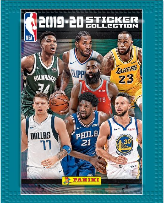 NBA-keräilytarrat 1/2019