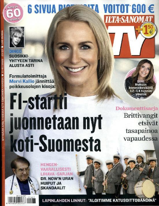 Ilta-Sanomat TV-Lehti
