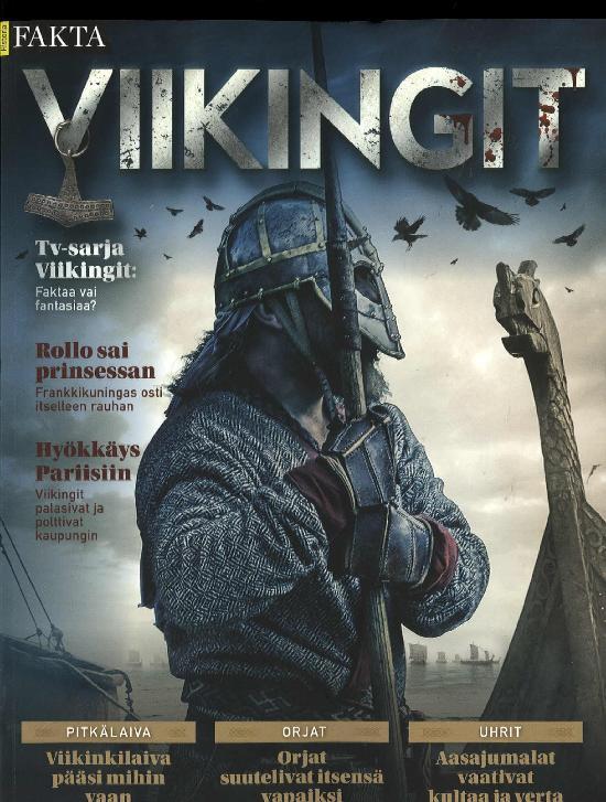 Historia Fakta Viikingit 5/2019